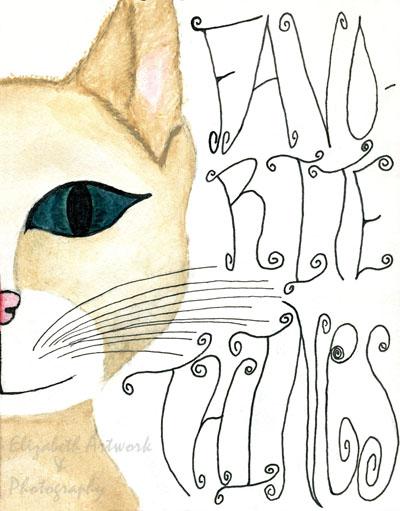 Favorite Things; Whiskers on Kittens